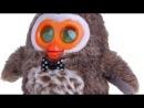 Интерактивная игрушка Совенок САВВА (друг Фёрби)