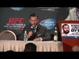UFC 181 Лучшие моменты пресс-конференции: Phil