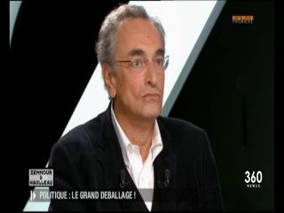 Zemmour & Naulleau reçoivent Georges-Marc Benamou
