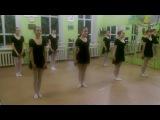Contemporary choreography, ансамбль танца Светлячок