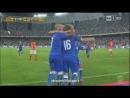 Товарищеский матч-2014. Италия 2:0 Голландия Пенальти от Де Росси  04.09.2014