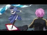 Fairy Tail 210 серия русская озвучка OVERLORDS  Fairy Tail [ТВ-2] 35 серия  Хвост Феи  Фейри Тейл (2 сезон)Сказка о Хвосте