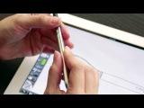 Кисть-стилус Sensu Artist Brush для планшетов и смартфонов