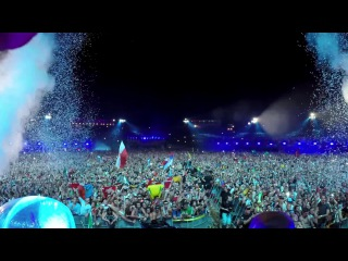 GoPro: Tomorrowland. Dimitri Vegas & Like Mike �Waves (Tomorrowland 2014 Anthem)�