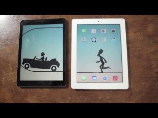 14 Apple's devices make interesting music video: Brunettes Shoot Blondes - Knock Knock