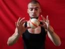 Контактное жонглирование от Павла Горского- Энигма